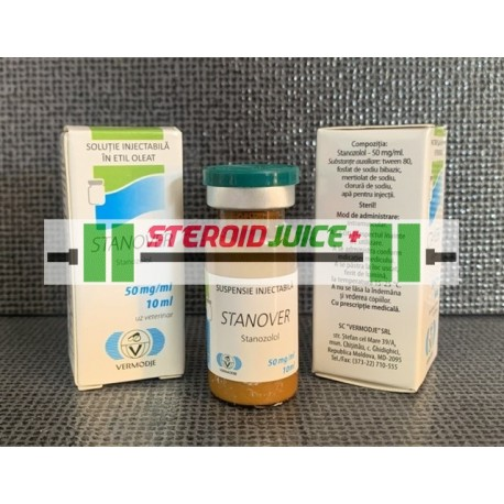 Vermodje Injectable Winstrol 50mg